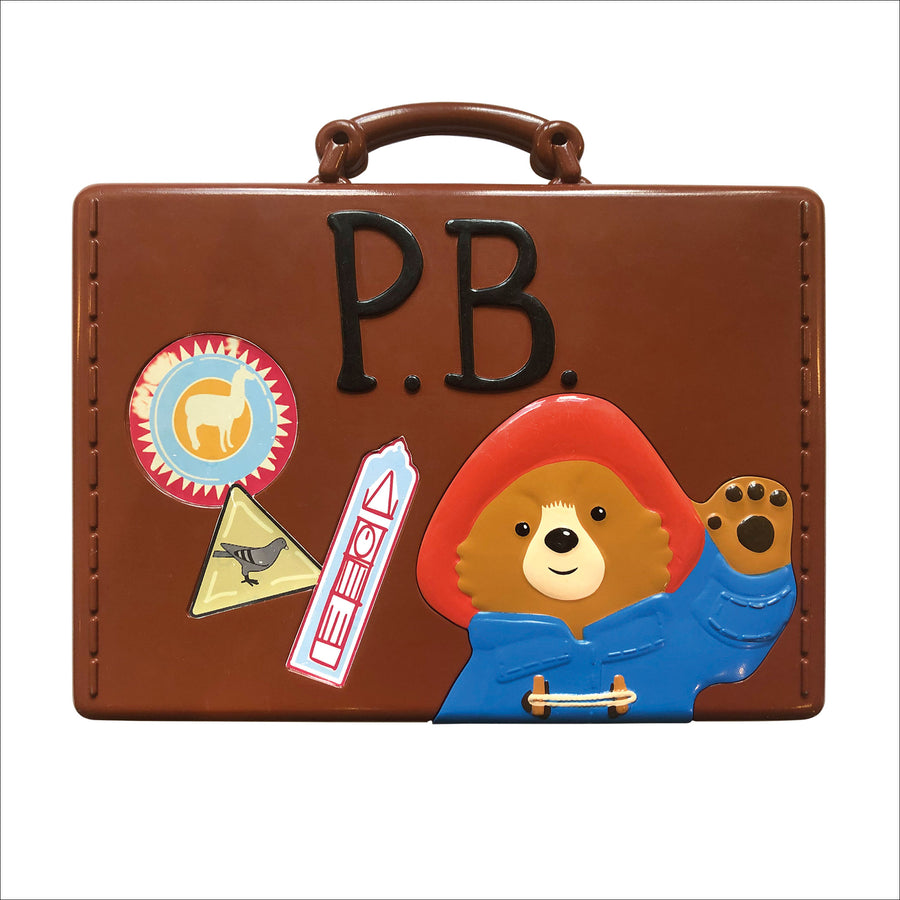 Padddington's learning suitcase