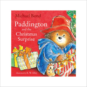 Paddington and the Christmas Surprise - Board Book