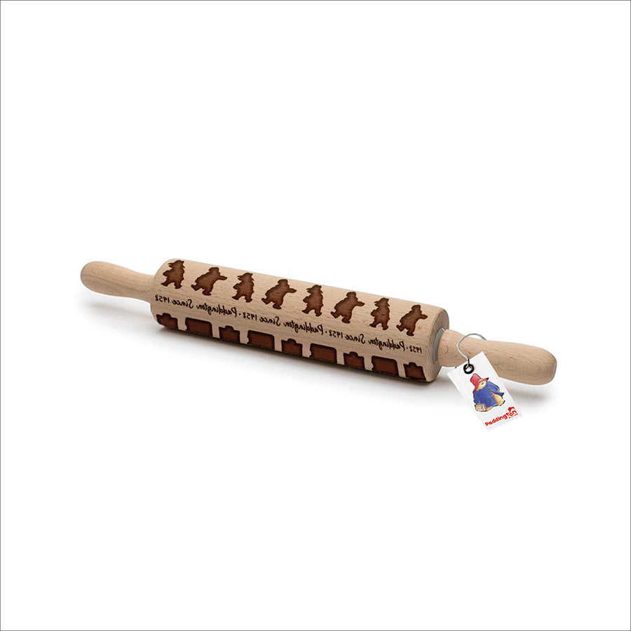 Paddington Kids Engraved Rolling Pin