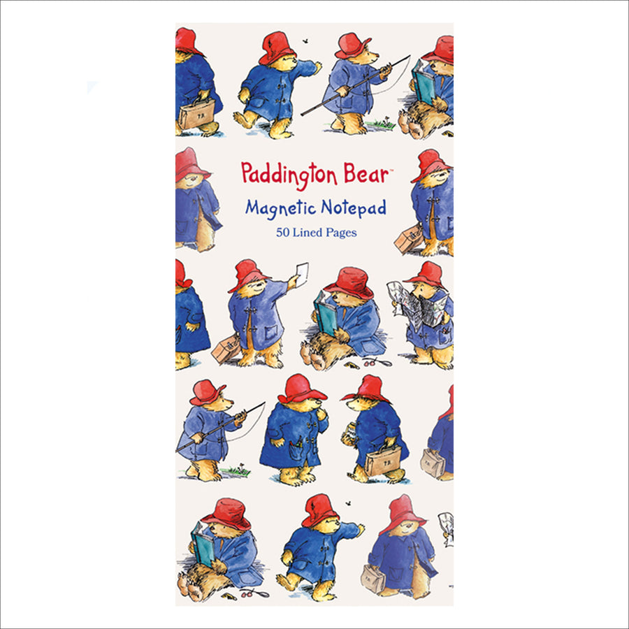 Paddington Magnetic Notepad