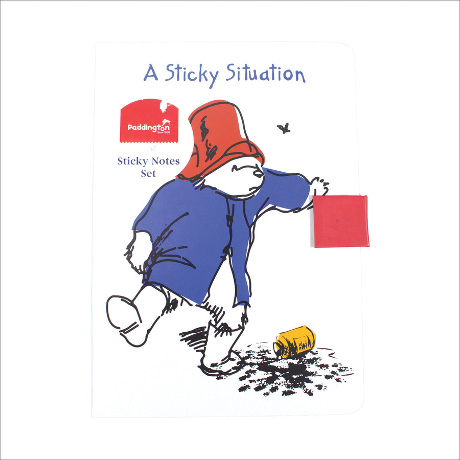 Paddington Sticky Notes Set