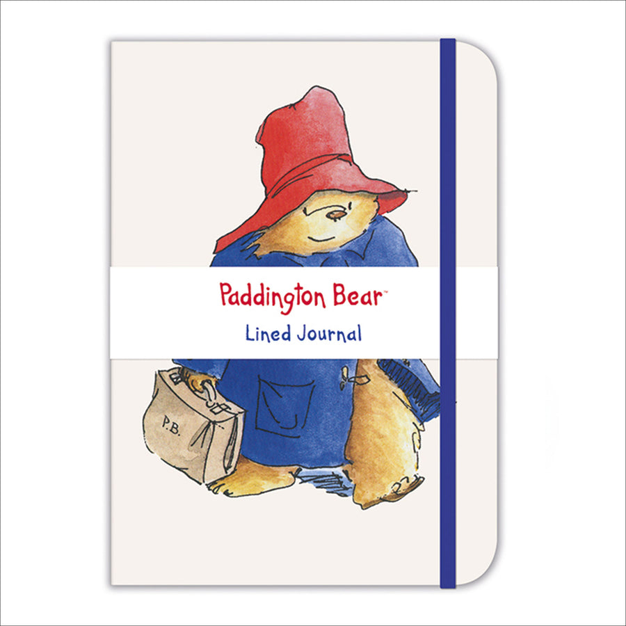 Paddington Lined Journal