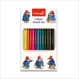 Paddington Colour Pencils Set