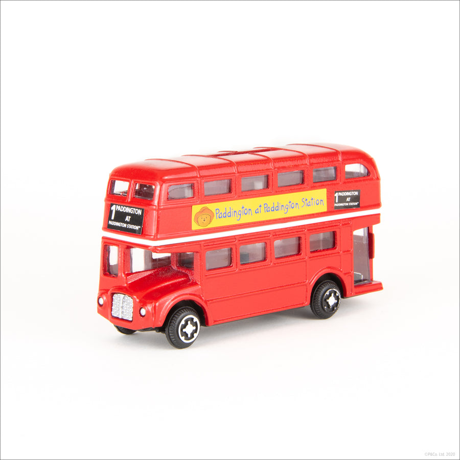 Paddington London Bus Moneybox