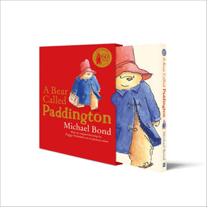 A Bear Called Paddington Deluxe Edition (Hardcover) Book