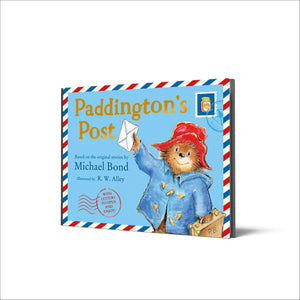 Paddington's Post' book