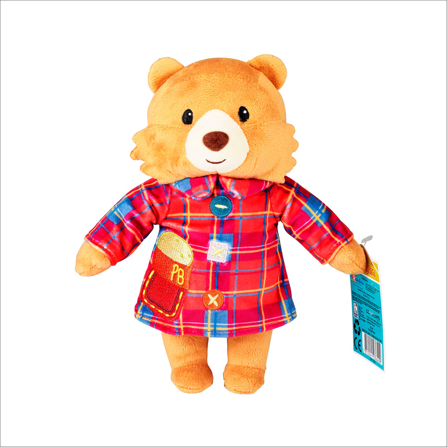 Paddington (TV) Collectible Soft Toy (Red) - 22cm