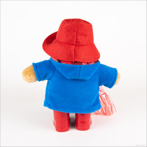 Winter Paddington Soft Toy with Scarf