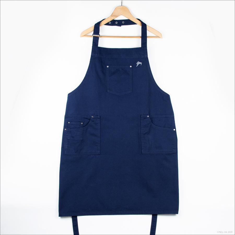 Paddington Chino Bib Apron