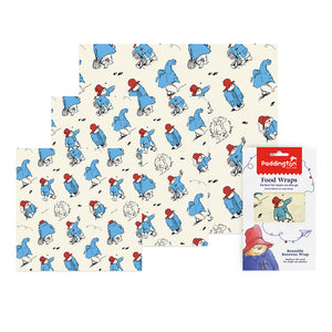 Paddington Set of 3 Assorted Beeswrap