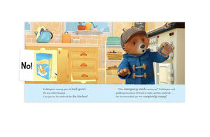 The Missing Marmalade Sandwich' lift-the-flap TV book
