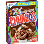 Chocolate Toast Crunch Churros