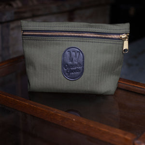 Accessory Bag – Herringbone Twill