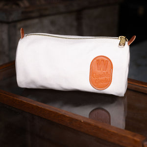 Dopp Kit – Natural Canvas