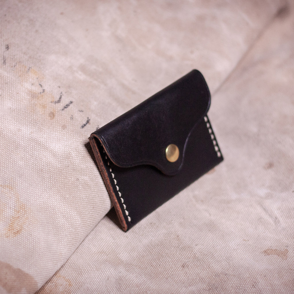 Two-Pocket Wallet – Black