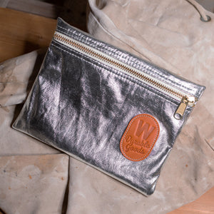 Zipper Bag – Aluminized Kevlar