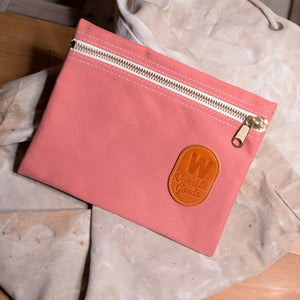 Zipper Bag – Nantucket Red