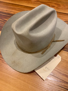Resistol 7 1/8 Ranch Worn - 3