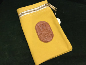 Zipper Bag - Yellow