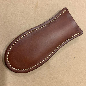 Leather Skillet Handle