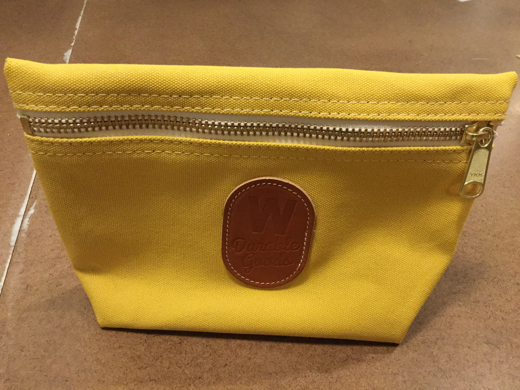 Accessory Bag - Yellow