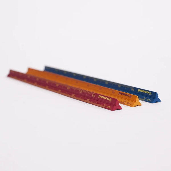 Pencil 15cm Drafting Scale Ruler - Folk Like These