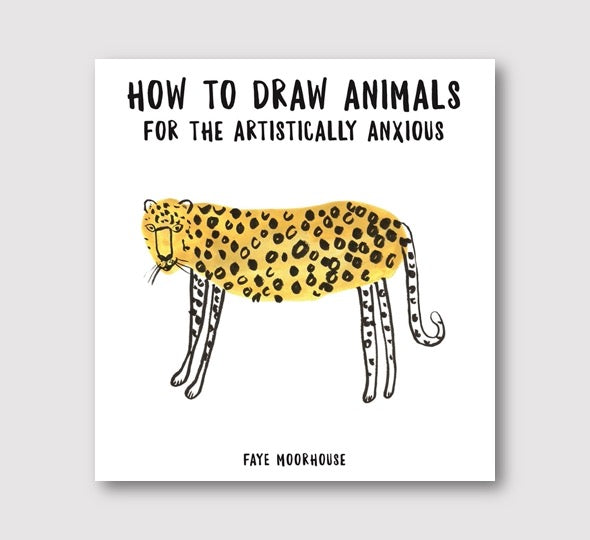 How To Draw Animals For The Artistically Anxious - Folk Like These