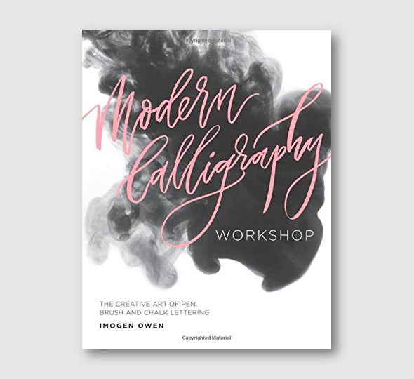 Modern Calligraphy Workshop - Folk Like These