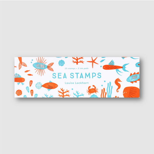 Sea Stamp Set - Folk Like These