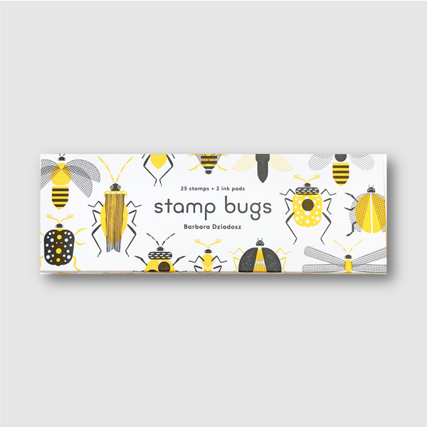 Stamp Bugs Set - Folk Like These
