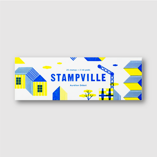 Stampville Stamp Set - Folk Like These