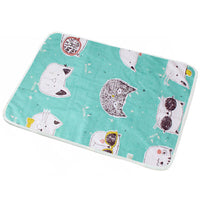 Foldable Washable Baby Diaper Changing Pad