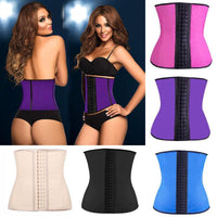 Corset Style Firm Control Level Waist Trainer - zotmo