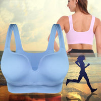 Padded Crop Sports Bra