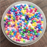 60ml Fluffy Slime Cotton Mud Ball Glue slime Charms Toys Antistress  Charm Butter Slime Putty for Kids Lizun squeeze Hand Gum