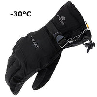 2017 New Men's Ski Gloves Snowboard Gloves Snowmobile Motorcycle Riding Winter Gloves Windproof Waterproof Unisex Snow Gloves - zotmo