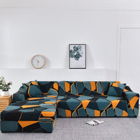 corner sofa covers for living room L SHAPEsofa cover stretch slipcover couch cover separated design (L shape must buy 2 pieces)