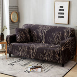 Elastic Sofa Cover for Living Room Non-slip Stretch Couch Slipcover Couch Cover Sofa Cover floral Universal Spandex Case