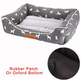 Pet Bed For Dogs cat house dog beds for large dogs Pets Products For Puppies dog bed mat lounger bench cat sofa supplies py0103