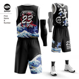 DC Joker Vest basketball jersey Outfit funny Cartoon Sportswear Customized for team Sports Uniforms Training men kid dpoy Brand