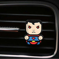 Cartoon Air Freshener Car Perfume Vent Outlet Clip Deadpool Star Wars Cute Style Auto Solid Fragrance Air Conditioner Freshener - zotmo