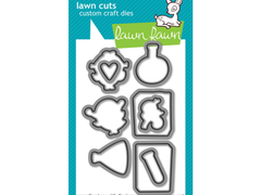 Lawn Fawn Science of Love Lawn Cuts