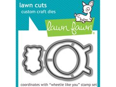 Lawn Fawn Wheelie Like You Die