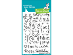 Lawn Fawn Party Animal Clear Stamps