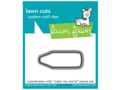 Lawn Fawn Color My World - lawn cuts