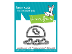 Lawn Fawn Happy Summer Die
