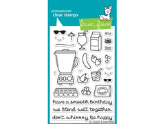 Lawn Fawn So Smooth Cling Stamp Set