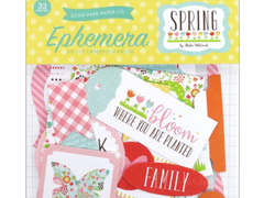 Echo Park Spring Collection Ephemera Pack