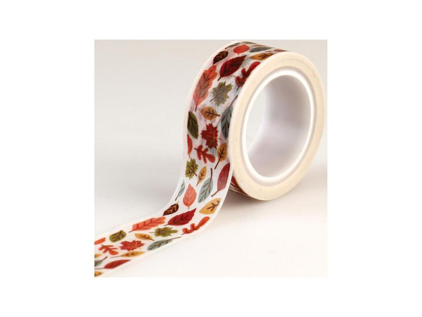 Echo Park  Fall Is In The Air  Multi Leaves Decorative Tape