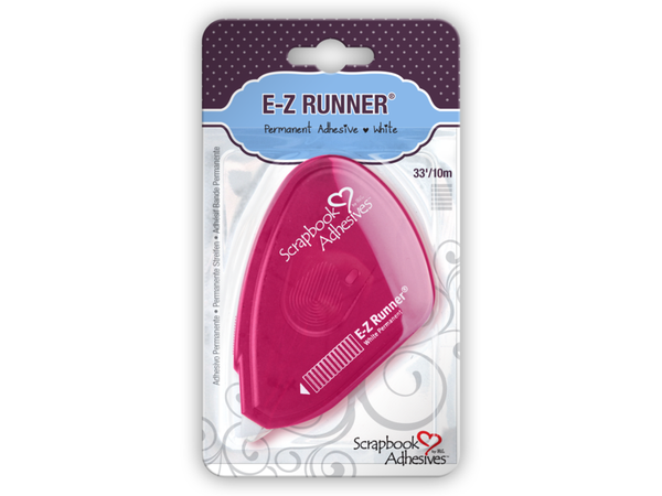 Scrapbook Adhesive E-Z Runner® Permanent Strips